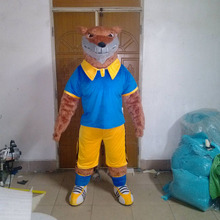Mascot costume Wolf fox Halloween adult