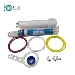 Image 1 - Purificateur deau, Membrane RO 100gpd + boîtier ULP1812 100, filtre à osmose inverse, livraison gratuite
