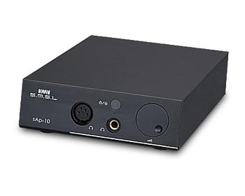 SMSL SAP-10 MINI HIFI Audio Balance Desktop Headphone Amplifier  Supply TPA1620A2 Chips Black 6.35mm Jack Output