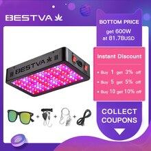 BestVA LED לגדול אור ספקטרום מלא 600W/1000W/1200W/1500W/2000W/3000W/4000W Phytolamp עבור צמחים מקורה זרעי פרח לגדול אוהל