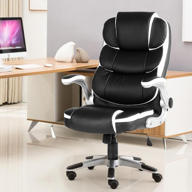 Seatingplus High-Back Executive chair office Chair Gaming Chair ergonomic leather chairs swivel chair computer armchair 2