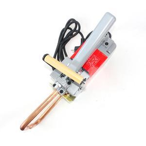 Image 4 - Maszyna do zgrzewania punktowego oporowego 230V/110V grubość spawania 1.5 + 1.5mm stalowa Plat CE przenośna zgrzewarka punktowa