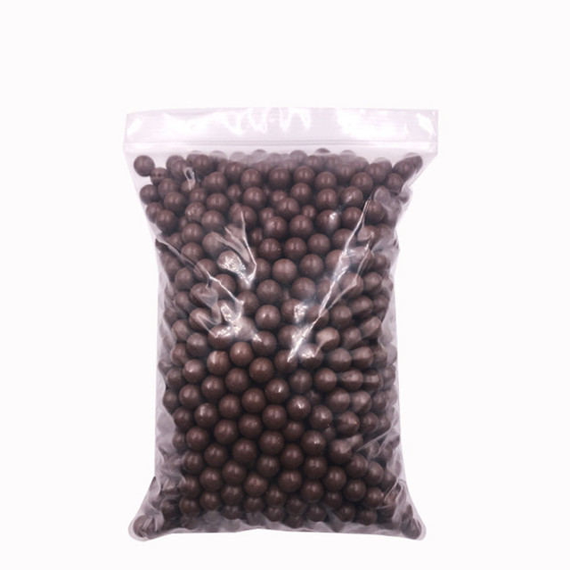 Slingshot Beads Bearing Mud Beads Hunting Slingshot Mud balls Ammo Solid Drawing-Board Clay Mud Egg For Hunting 50/100/500pcs 5