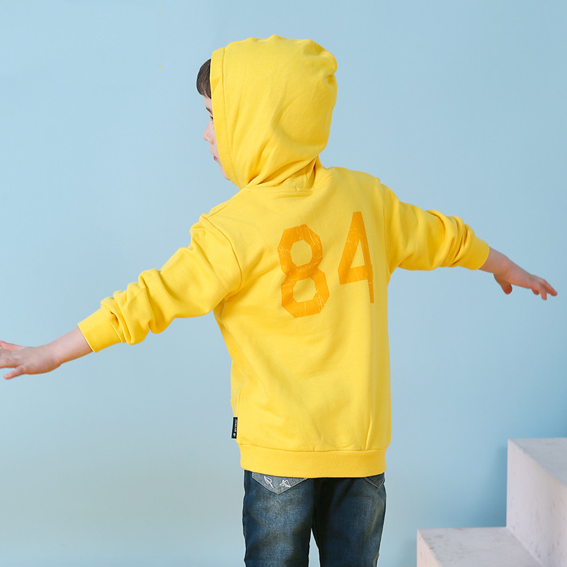 PromoteâJMBEAR Jacket Sweater Hooded Kids New Autumn And Spring Casual 853111123 Western-Style‰