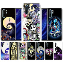 Black Silicone Case for Huawei P30 P20 P10 Mate 30 20 10 Lite