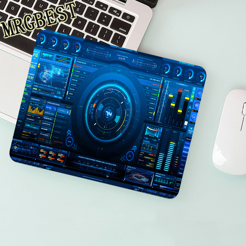 MRGBEST 22x18MM DJ Hand Drive Speed Pad To Mouse Notbook Computer Mousepad High-end Gaming Gamer To Popular Laptop Mouse Mat