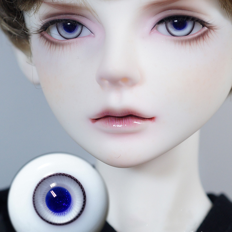 BJD Eyes High-quality Glass Eyeball 12mm 14mm 16mm For Bjd Doll