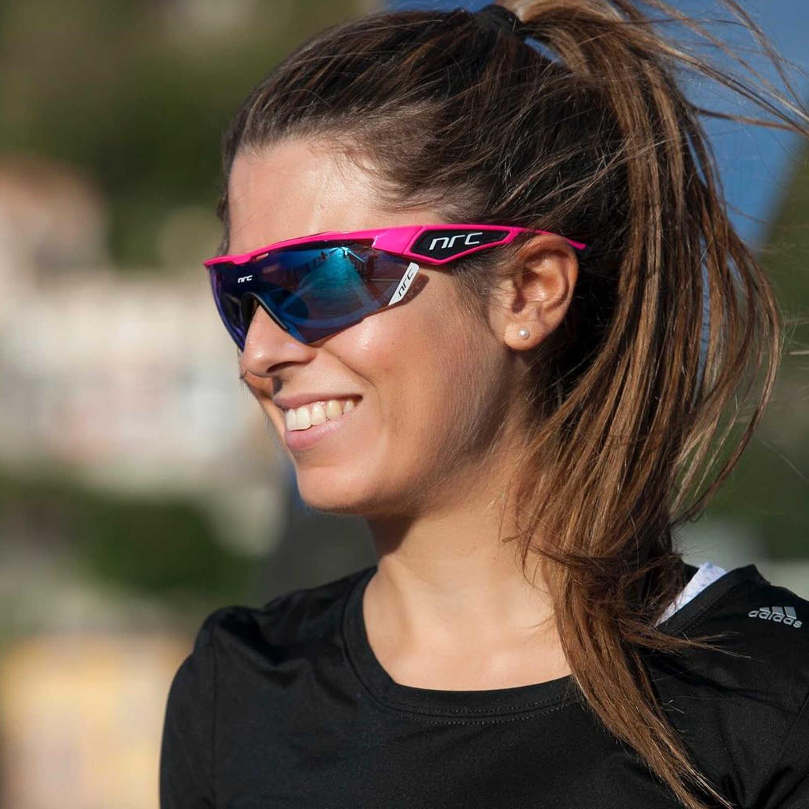 Мужские солнцезащитные очки для езды на велосипеде, UV400