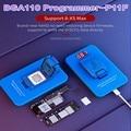 Jc p11 bga110 pcie programador para iphone xs xr x 8 p 8 nand flash para syscfg modificação de dados & reparação de gravação