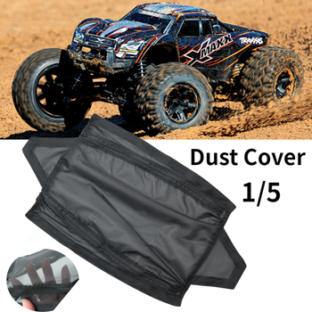 Waterproof Cover Protective Chassis Dirt Dust Resist Guard Cover for 1/5 Traxxas X-MAXX XMAXX 77076-4 Rc Car Update Parts