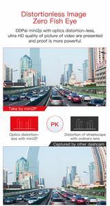 Image 3 - DDPai Mini2s Car DVR Distortionless 2K Ultra HD 1440P Car Dash Camera  Wide Dynamic Range 140° Wide Angle Lens  G Sensor  WiFi