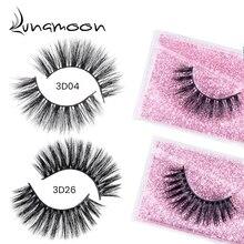 3D Mink Hair sztuczne rzęsy naturalne/grube długie rzęsy Wispy Makeup Beauty Extension Tools