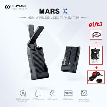 Hollyland MarsX Mars X Wireless Image Transmission 300ft HD Image Transmitter HDMI 1080P For iOS Android iPad phone DSLR Video