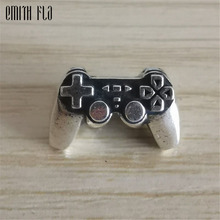 GamePad Charms Beads Silver 925 Original Fit Bracelet Jewelry Vintage Bead for Making Pendants