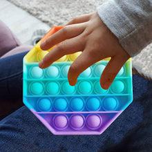 Popit – Jouet anti-stress amusant Pour enfants et adultes, Jouet sensoriel anti-stress Pour autisme