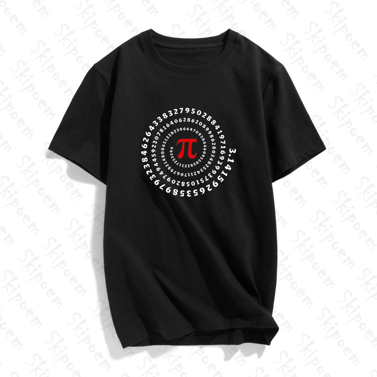 Mathematical Arts T Shirt Women Tumblr Gothic Kawaii Korean Style Punk Cotton Plus Size Short Sleeve Clothes Tee Shirt Femme