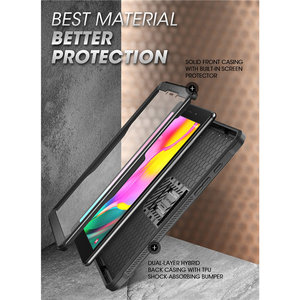 Image 5 - SUPCASE For Samsung Galaxy Tab A 8.0 Case (2019) SM T295/SM T290 UB Pro Full Body Rugged Case with Built in Screen Protector