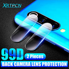 2Pcs Back Camera Lens Tempered Glass on the For Xiaomi Redmi 7 7A 6 6A 5 S2 5 Plus Note 7 5 6 Pro Protector Safety Glass Film(China)