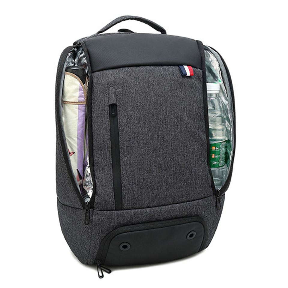 Fashion Backpack Men Women Male Laptop Back Pack 15.6 Inch Notebook Business Student Bagpack Travel Keep Cool Warm Picnic Bags