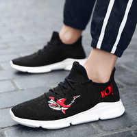 Low-cut Mesh oddychające buty do biegania moda buty typu tide buty męskie na co dzień