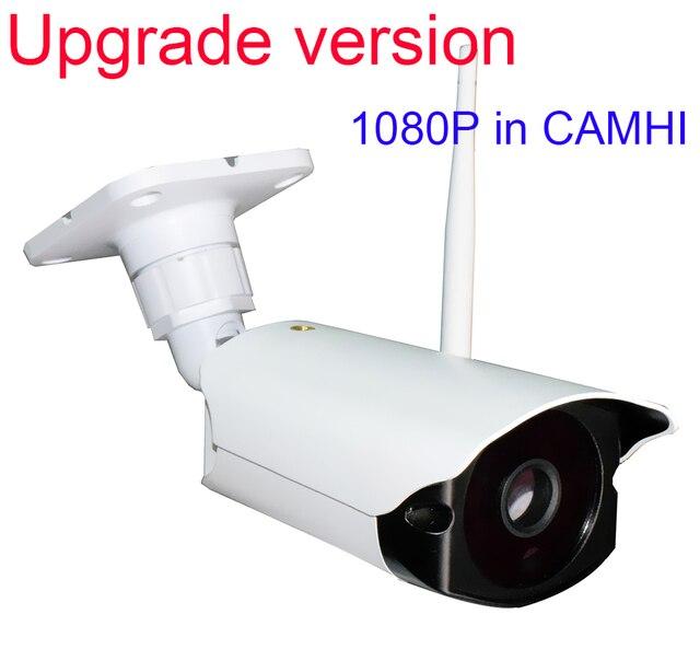 YUCHENG אלחוטי WiFi חיצוני 1920*1080P 2.0MP IP מצלמה SD כרטיס חריץ ONVIF CAMHI 2 דרך אודיו הקלטה SD כרטיס חריץ