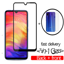 Front + Back Tempered Glass for Xiaomi Mi 9 se 9T 8 A2 A3 Screen Protector xiaomi mi a2 lite a3 9t back glass