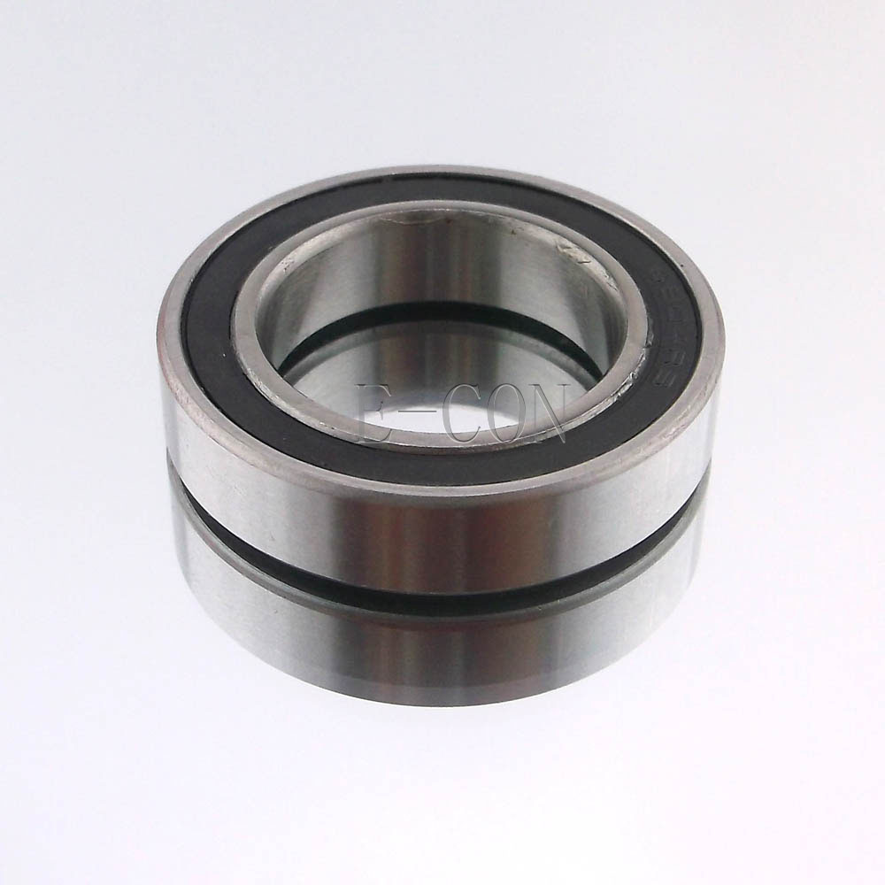 1/2/5/10PCS 6802-2RS <font><b>6802RS</b></font> Deep Groove Rubber Shielded Ball <font><b>Bearing</b></font> (15mm*24mm*5mm) image