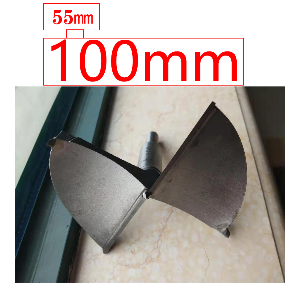 1pcs 55-100mm  Forstner  Boring Drill Bits Woodworking Self Centering Hole Saw Tungsten Carbide Wood Cutter Tools