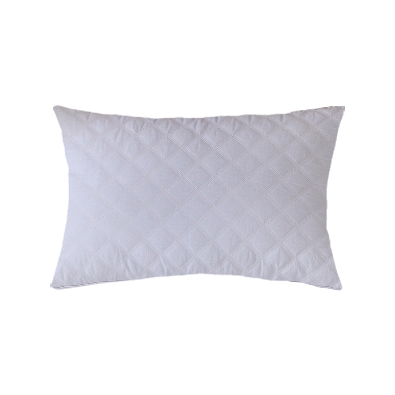 2PC Waterproof Pillow Cover Quilted for Bed Bug and Bed Wetting Pillow Cases