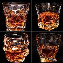 Праздничная Вечеринка стеклянная чашка для виски стеклянная Бессвинцовая Хрустальная чашка высокая емкость пивная стеклянная чашка для вина Бар стеклянная посуда для гостиниц бренд 7 типов