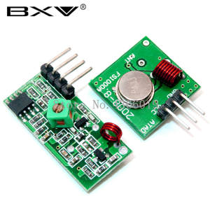 Link-Kit 433MHZ Module Transmitter Receiver And for ARM/MCU WL DIY Wireless RF
