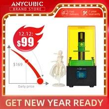 Anycubic 3Dเครื่องพิมพ์Photon Series Photon Zero 3Dเครื่องพิมพ์SLA/LCDเครื่องพิมพ์ด่วนSlice 405 UVเรซิ่น 3D drucker Impressora