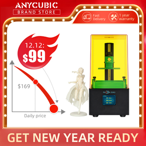 Image 1 - Anycubic 3Dเครื่องพิมพ์Photon Series Photon Zero 3Dเครื่องพิมพ์SLA/LCDเครื่องพิมพ์ด่วนSlice 405 UVเรซิ่น 3D drucker Impressora