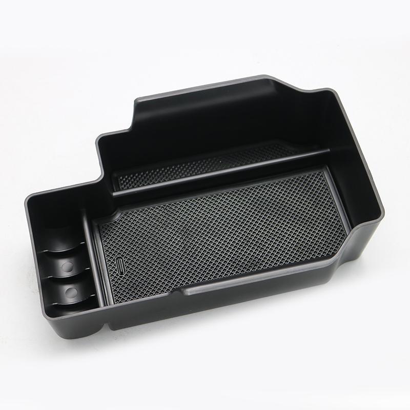 Auto Car Center Mobile Phone Key Item Console Organizer Device Tray Box for Chevy Colorado Canyon