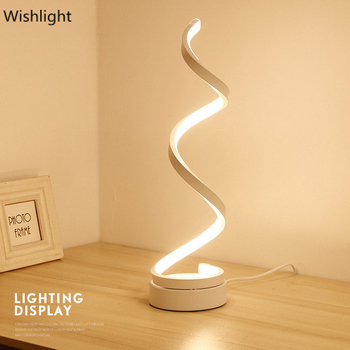 LED Table Lamps Indoor Decoration Nordic Modern Lights Bedroom Reading Lighting with Remote Control Bedroom Study Desk Lamp led desk lamp lustre modern table lamp reading study light bedroom bedside lights acrylic lampshade home lighting design lamps