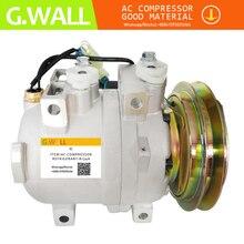 For Hyundai HCC Excavator Car Auto AC Compressor A5000674001 506021-7082 5060217082 A50000674001 506021-6413 11N892040 11N690040