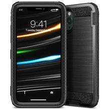Роскошный чехол для iphone 11 pro max, жесткий защитный противоударный чехол 3 в 1, защитный чехол для iphone XR Xs Max X, чехол Funda