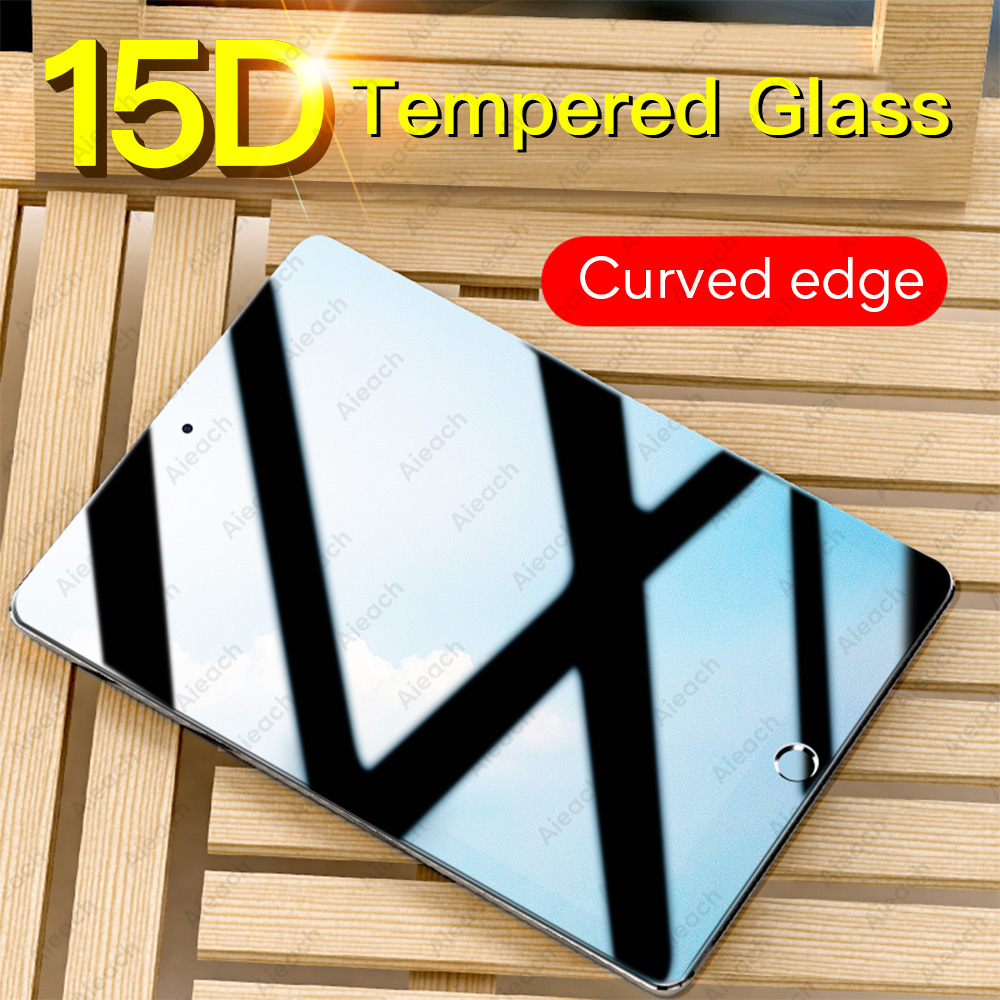 Screen Protector For iPad Air 3 2 1 Mini 5 4 Tempered Glass For ipad Pro 11 10.5 9.7 6th 5th 10.2 7th generation Protective Film(China)