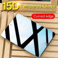 Protetor de tela para ipad ar 3 2 1 mini 5 4 vidro temperado para ipad pro 11 10.5 9.7 6th 5th 10.2 7th geração película protetora
