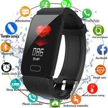 Smart Watch Men Women for Xiaomi Apple Watch Digital Electronic Wristwatch Waterproof Sports Clock reloj inteligente hombre