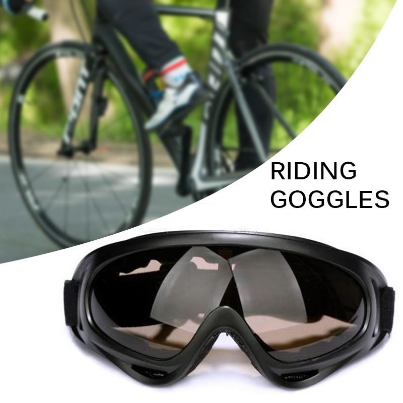 Ski Goggles Sport Goggles Snowboarding Masque Winter Windproof Goggles Moto Cycling Racing Sunglasses Cycling Motorcycle Goggles