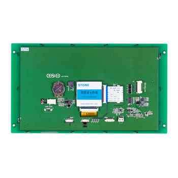 10.1 Inch HMI TFT LCD Screen STONE Panel with RS232/RS485/TTL Interface