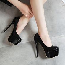 Sexy Thin Heels 16cm Pumps