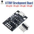Плата программирования форм ATtiny13A / ATtiny25 / ATtiny45 / ATtiny85
