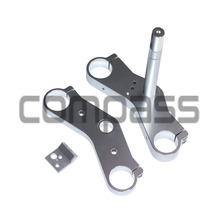 STARPAD For 70 DAX Jincheng little monkey Golden Boy Motorcycle ATV up and down direction is modified CNC Lianban 27MM / 45MM