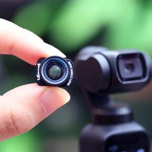Image 2 - Ulanzi Osmo ポケット 4 18K Hd 大広角レンズ磁気 dji Osmo ポケット、 100 度広角 Osmo ポケットアクセサリー