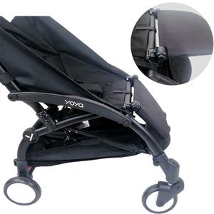 Image 3 - 아기 유모차 발은 Babyzen Yoyo + Yoya BabyTime 유모차를위한 footboard를 확장한다 Footrest Pedal 아기 유모차 부속품