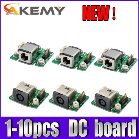 AKemy DC Power Jack Board FOR <font><b>Asus</b></font> <font><b>ROG</b></font> G750 G751J G750JH G750JH-DB72-CA G750JZ-DB73-CA G751JT-CH71 G751JY Laptop 60NB0180-DC1020 image
