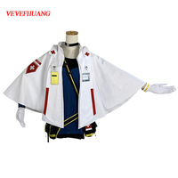 VEVEFHUANG Game Arknights Sussurro Cuora Cosplay Costume Full Set Custom Made Women Girls Halloween Carnival Costumes 1