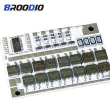 5S BMS 21V 100A 18650 lithium Battery lto equalizer board balancer Charging Li-POLYMER Li-ion Pack Protection Circuit Module cheap Broodio Battery Accessories lithium battery protection board bms 5s bms 18650 18650 bms 18650 balancer